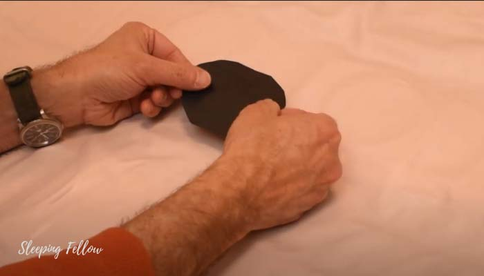 how to patch an air mattress with duct tape