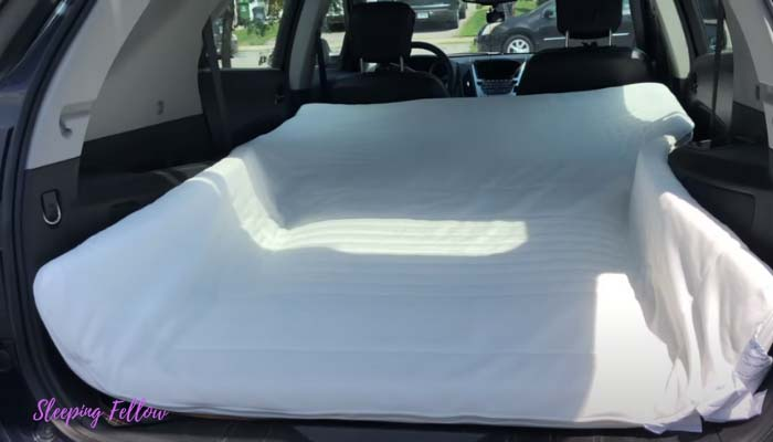 best mattress for sleeping in SUV