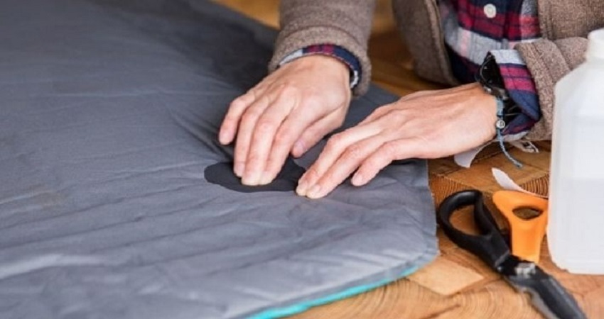 How to Fix a Hole in an Air Mattress With Nail Polish